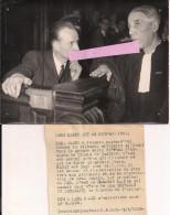 Résistance Procès René Hardy Jean Moulin Gestapo Barbie Maitre Garcon 1939-1945 39-45 WWII Ww2 2wk - War, Military