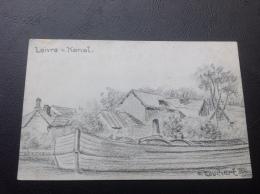LOIVRE V. Kanal (dessin A. TAUCHERT) - France