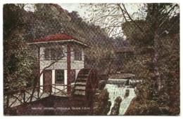 Gran Bretagna - Cartolina Di Groudle Glen     14/15 - Isola Di Man (dell'uomo)