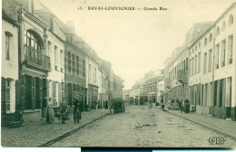 Bavai-Louvignies - Grande Rue - France