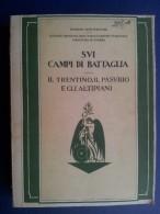 M#0Q54 SUI CAMPI DI BATTAGLIA - IL TRENTINO IL PASUBIO E GLI ALTIPIANI Touring Ed./VAL D'ASSA/CAZZANO/CESUNA/CAORIA - Libri
