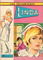 Album Relié Linda - Reliure N° 7049 - Avec Les Fascicules Linda Spécial HS 4 & HS 5 - Editions Arédit - Année 1981 - TBE - Arédit & Artima
