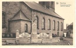 HARCHIES : Monument Aux Morts 19118 Et 1940-45 - Edit. ; Libairie)Papeterie Mardens, Harchies - Bernissart