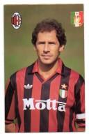 Franco Baresi. Défenseur N°. 6 (Milan AC De 1974 à 1997). 1992 = 12ème Championnat D'Italie - Fussball