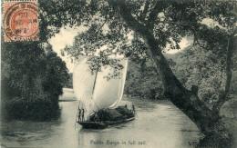 CEYLON(BATEAU VOILIER) - Sri Lanka (Ceylon)
