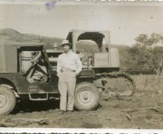 AUTOMOBILE(PHOTO) ENGIN DE CHANTIER - Cartes Postales