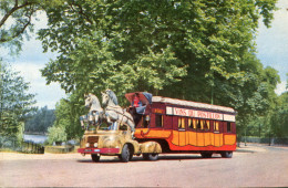AUTOMOBILE(VIN DE POSTILLON) AUTOCAR - Bus & Autocars
