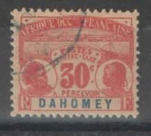 Dahomey - YT Taxe 5 Oblitéré - 1906 - Oblitérés