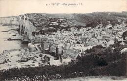 (F2041) - YPORT, VUE GENERALE - Yport