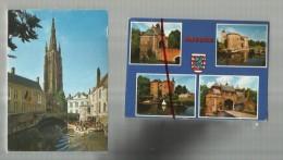 -*BRUGGE *  2 X  100 Stuks - Cartes Postales