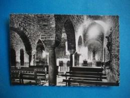 Abbaye De ST MARTIN DE CANIGOU  -  66  -  Intérieur De La Chapelle -  Pyrénées Orientales - Autres Communes