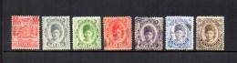 Zanzibar   1904-09   .-   Y&T  Nº   76 - 90/92 - 94/96 - Zanzibar (...-1963)