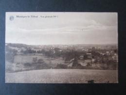 CP BELGIQUE (M1613) MONTIGNY-LE-TILLEUL (2 Vues) Vue Générale N°1 Marcophilie Montignies-le -Tilleul 1930 - Montigny-le-Tilleul