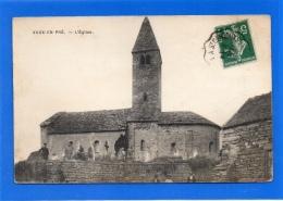71 SAONE ET LOIRE - VAUX EN PRE L'Eglise Et Ses Enfants - Frankreich