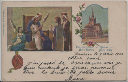 Payerne - Piece Historique Reine Berthe Juin 1899 - VD Vaud