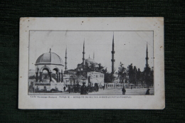 CONSTANTINOPLE - Mosquée Du Sultan AHMED - Turquie
