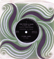 Disque Vinyle Souple Offert Par Fromages Paul Renard, 2 Faces, 4 Chansons 45tours (rose1) - Formats Spéciaux