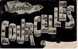 SOUVENIR DE COURCELLES - Courcelles