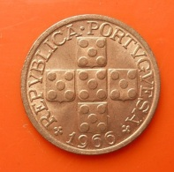 Portugal XX Centavos 1966 - Portugal