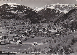 Autriche - Schruns In Montafon - Postmarked 1956 - Schruns