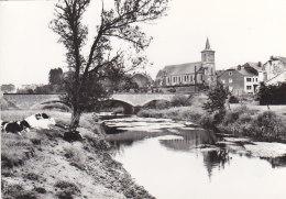 Belgique - Tintigny - Eglise Et Pont Sur Le Semois - Tintigny