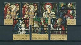 1995 New Zealand Complete Set Christmas,kerst,noël,weihnachten MNH,Postfris,Neuf Sans Charniere - Nouvelle-Zélande