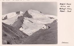 Hochjoch-Hospiz 2413 M Mit Weißkugl 3766 M - Ötztal - Tirol (31/2) - Österreich