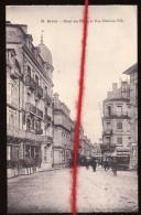 Brive: Hotel Des Postes Et Rue Hotel De Ville - Brive La Gaillarde