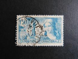 FRANCE C N° 336 1937 C.C.F. 64 Perforé Perforés Perfins Perfin Tres Beau !! - France