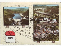 Cpsm  Avene - France