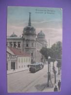 "CPA     Serbie  - Belgrade  "" Souvenir De Belgrade   ""    Voyagé - Cartes Postales"