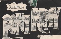 80 - PONT REMY - Souvenir - France