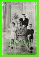 FAMILLE ROYALE - LE PRINCE RAINIER III, LA PRINCESSE GRACE, LE PRINCE ALBERT, PRINCESSE CAROLINE - - Royal Families