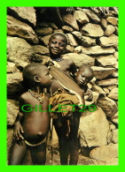 MORA, CAMEROUN - SOURIRES D'ENFANTS MAYO OULDÉMÉ - ÉCRITE EN 1972 - PHOTO MAKAPO - - Cameroun