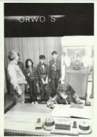 ORIGINAL PHOTO  --  SCOUT, SCOUTISME, GIRLS  --  13  Cm X 18 Cm - Fotos