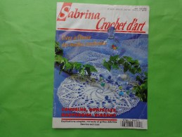 Sabrina Crochet  D'art N°1824 - Magazines: Abonnements