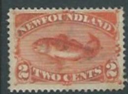 Terre Neuve - Yvert N°41 Oblitéré - Ai21101 - 1865-1902