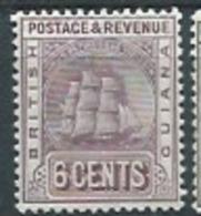 Guyane Britanique   - Yvert N°73** ???      Ai21107 - Guyane Britannique (...-1966)