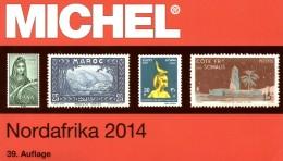 MICHEL Afrika Band 4/1 Katalog 2014 Neu 80€ North-Africa Ägypten Algerien Äthopien Libyen Marokko Sudan Tanger Tunesien - Zubehör