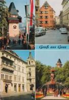 Austria Gruss Aus Graz Steiermark Multi View