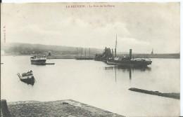 LA REUNION - Le Port De SAINT PIERRE(carte Neuve Dos Blanc Simple) - Saint Pierre