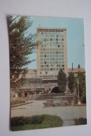 Armenia. Yerevan. General Post Office OLD USSR PC 1980 Stationery - Poste & Facteurs