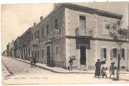 MASCARA  La Poste (ancienne Poste ) Voyagé Excellent état - Algérie