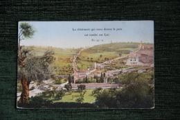 JERUSALEM -  Mont Des Oliviers Et Gethsémani - Palestine