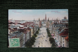 ANTWERPEN - De Keyserlei - Antwerpen