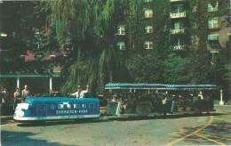 THE  SHERATON   PARC   (  Washington  )    Etats - Unis          C.P S.m  Couleur - Amérique Centrale