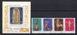 BIG SALE - HUNGARY - SETS WITH SHEETS 1977. Stampdays Set + Sheet, Complete Issue ! MNH (**) - Ungarn