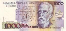 BRAZIL 1 CRUZADO NOVO ND (1989) P-216 UNC PREFIX B [BR838b] - Brazilië