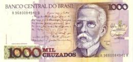 BRAZIL 1000 CRUZADOS ND (1988) P-213 UNC  [BR835b] - Brazil