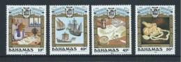 Bahamas 1989 Columbus Americas Discovery II Set 4 MNH - Bahamas (1973-...)